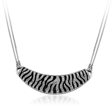Viennois Wild Africa Style Crystal Rhinestone Necklace & Pendant Chain new for women fashion (China (Mainland))