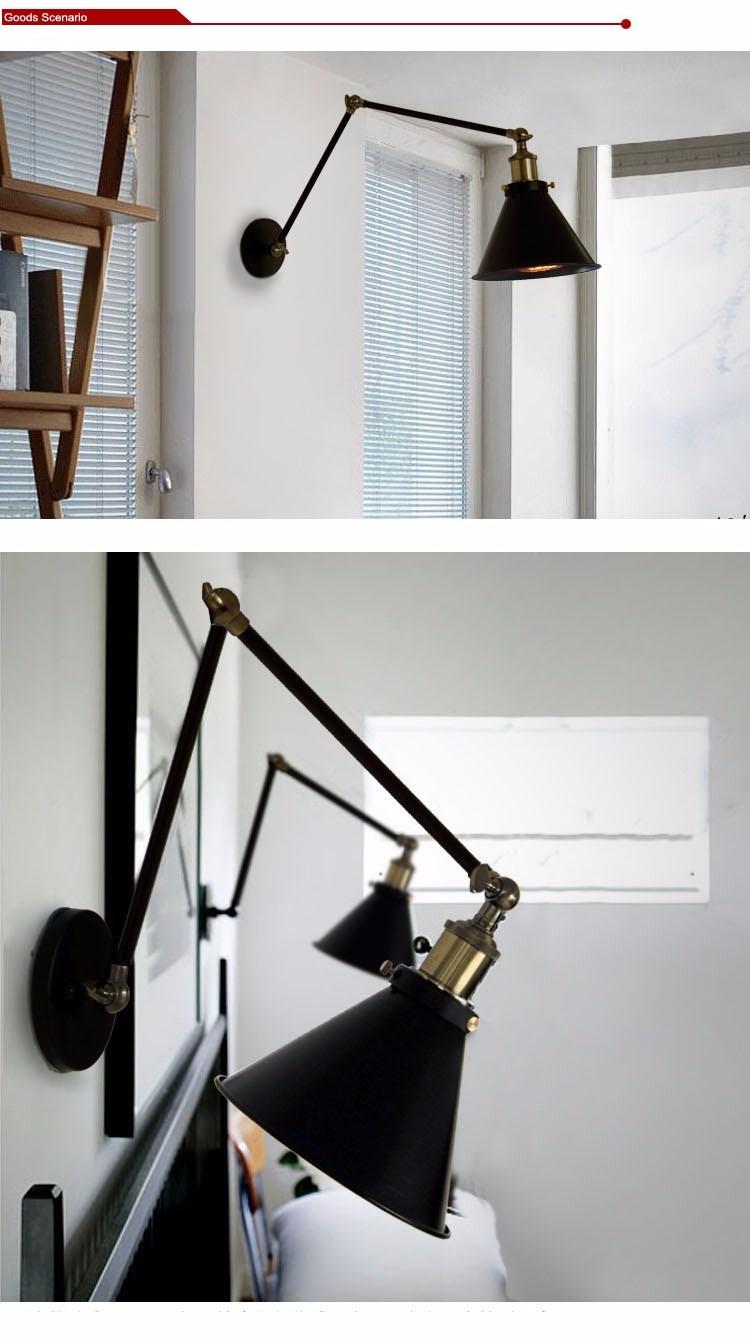 Wall hang lamps (9)
