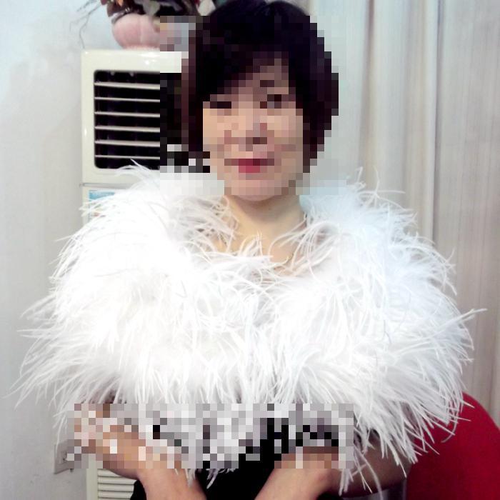 Fur Shawl Scarf Scarves Neckwear Warm Wrap Shawls Halloween Party Costumes Fancy Dress Tassel Dance Cape(China (Mainland))
