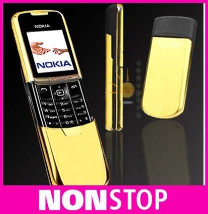 Original Nokia 8800 unlocked phone cell phones russian language & russian keyboard(China (Mainland))