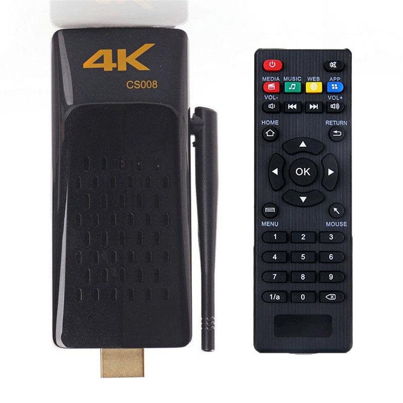 CS008 Quad Core TV Box Android 4.4 4K 2+8GB RK3288 HDMI XBMC Kodi Media Player Bluetooth 4.0 Smart TV Set Top Box TV Tuner(China (Mainland))