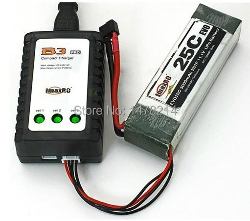 Imax b3 7 4v 11 1v li polymer lipo battery charger 2s 3s cells for rc - Free Shipping Rc Imax B3ac Lipo Battery Charger B3 7 4v 11