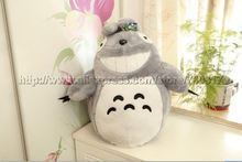 45cm High Big Smile Totoro Toys Plush Stuffed Animals My neighbour Totoro Juguetes Girls And Boys Brinquedos KF004(China (Mainland))