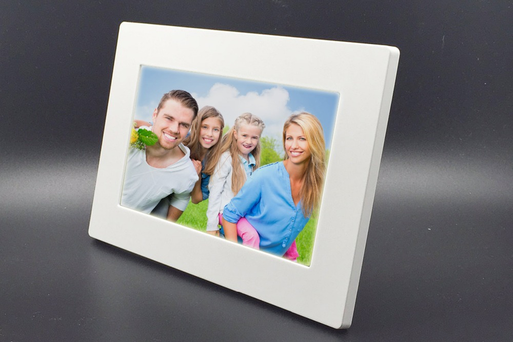 New Fashion 6 inch Mini Digital Photo Frame, Photo, Clock & Calendar function, Limited Q'ty Promotion, Best Gift, Free Shipment.(China (Mainland))