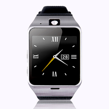 { First support NFC }Aplus GV18 Smart Watch bluetooth with Camera Android watch Phone support SIM card Smartwatch for smartphone