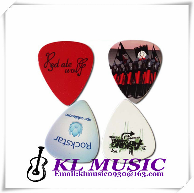 Promotion Good Cheapest 0.81mm guitar picks music instrument,electric guitar parts(China (Mainland))