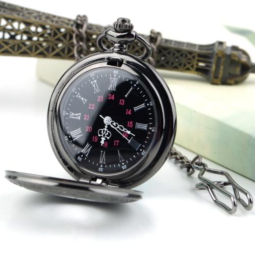2015 Pocket Watch Roman Pattern Fashion Steampunk Retro Vintage Quartz Newest