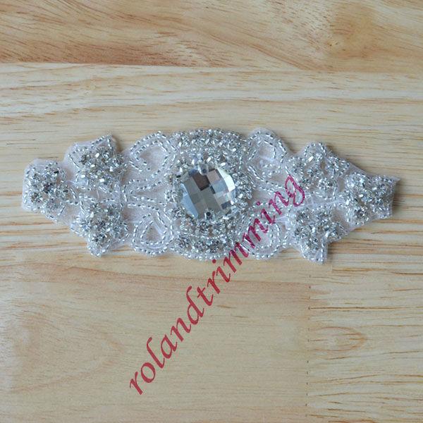 free shipping 2015 new wholesale crystal rhinestone strass transfer iron ons patch patterns ornament RAJ27(China (Mainland))