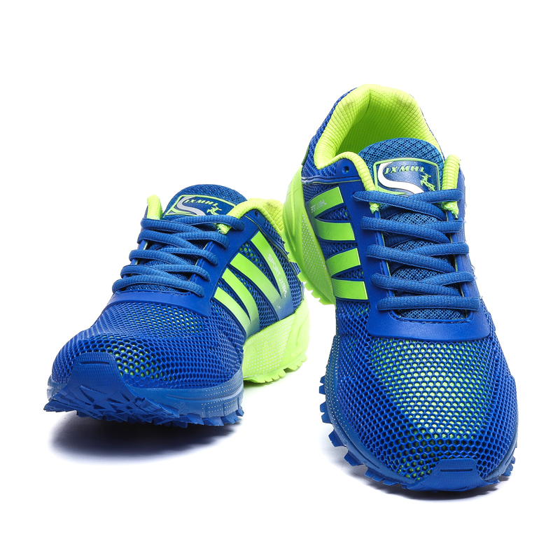 2016 Summer Branded Air Mesh Running Sport Shoes Men Jogging Outdoors Low Top Light Weight Sneakers Comfortable Walking Shoes(China (Mainland))