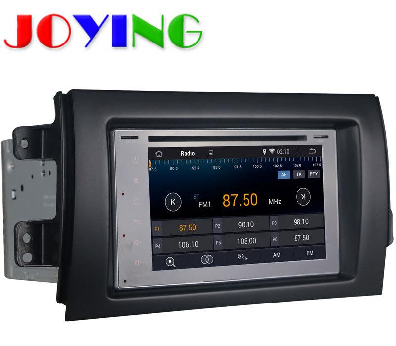 4 Quad Core 2 Din Android 4.4.4 Car DVD player GPS Stereo For SUZUKI SX4 FIAT Sedici 3G Audio universal DVD Automotivo DVB-T MP3(China (Mainland))
