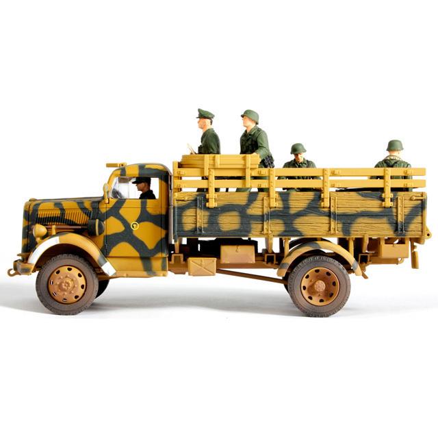 Fov 80020 3 world war ii the german army truck alloy model 2012(China (Mainland))