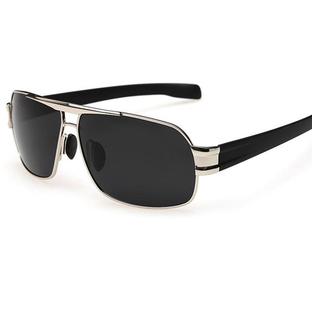 мужские поляризованные солнцезащитные очки с антибликовым покрытием