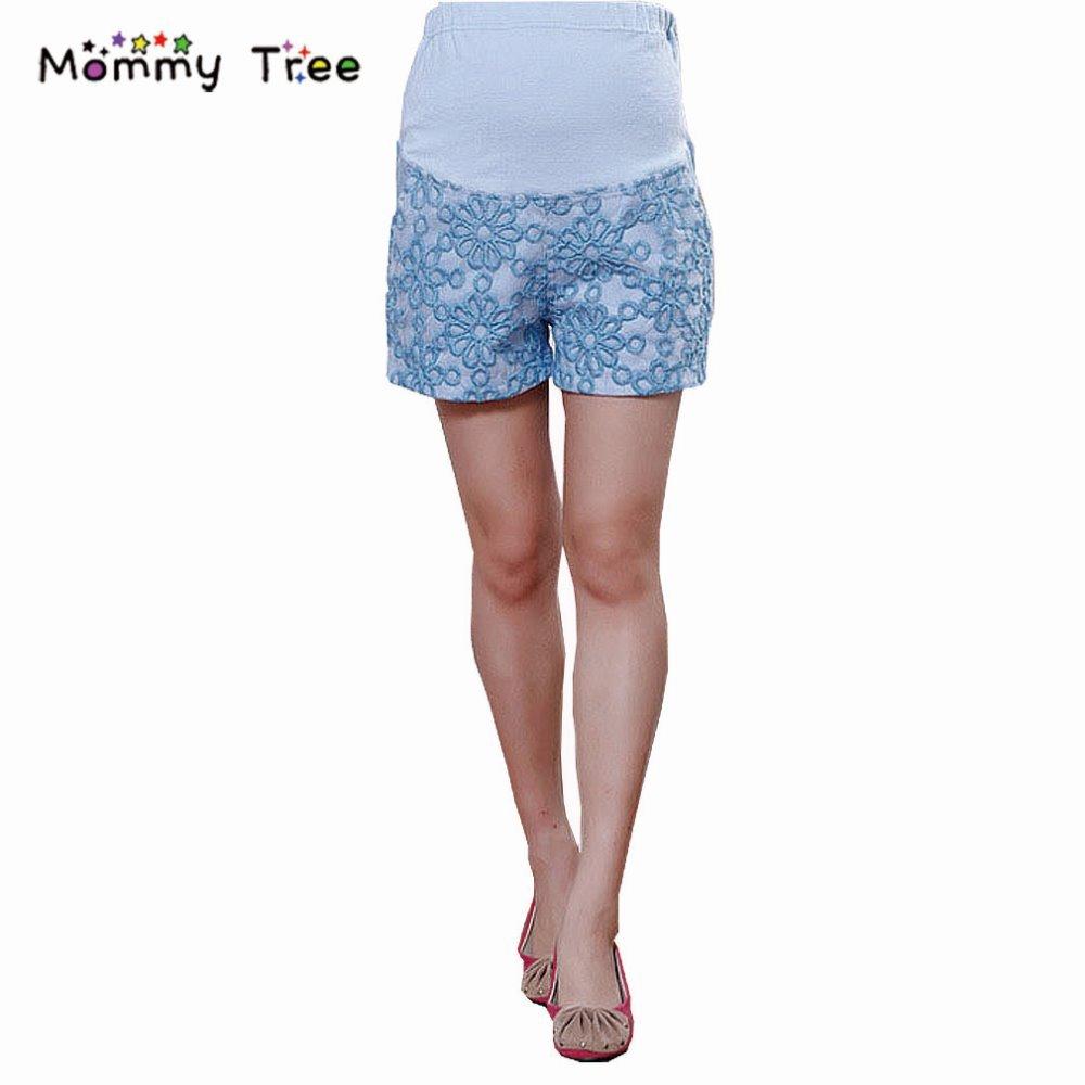 Maternity Clothes Shorts