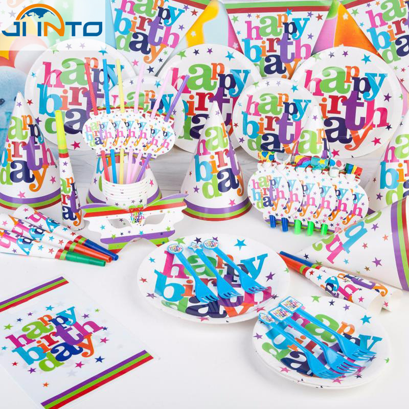 New 90pcs Luxury Kids Birthday Party Decoration Set Decoration Theme Party Supplies Baby Birthday Party Pack(China (Mainland))