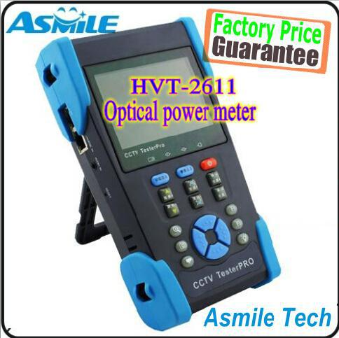 """Free Shipping!! The newest 3.5"""" TFT-LCD CCTV tester HVT-2611 PTZ controller/Colorbar generator /UTP cable test(China (Mainland))"""