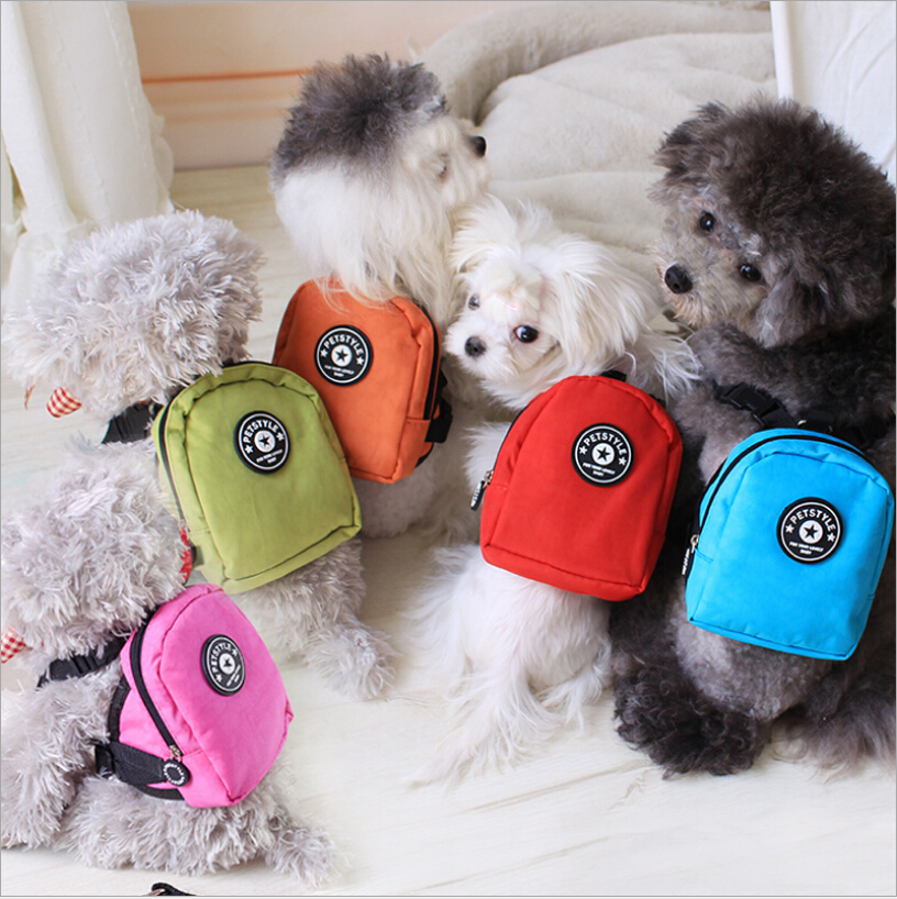 Backpacks For Small Dogs To Wear