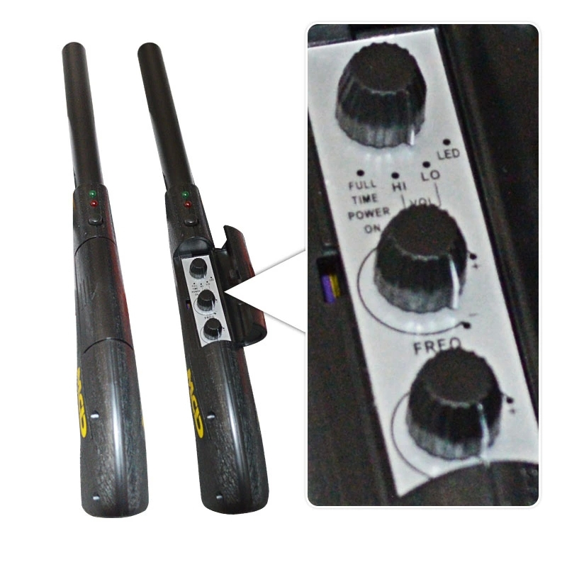 Pistol type Handheld Pinpointer Metal Detector MCD-2001 - Professional Security Import & Export Co.,Ltd store