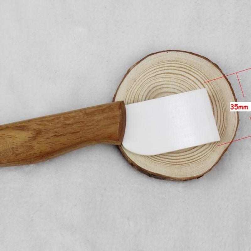 Buy Free Shipping Leathercraft Tools Diy handmade leather cutting knife ceramic knife anti oxidation muleshoe cheap