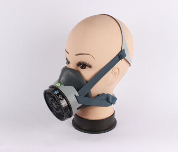 2015 new silicone respirator filter cartridge comes with anti-virus anti- organic gas industry dust mask respirator