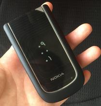 Original Refurbished Nokia 3710f Cellphones 3710 Fold Unlock Bluetooth 3G mobile Phone English Russian Arabic Hebrew Keyboard(China (Mainland))