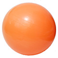 Inflatable Pilates Balls Exercises Yoga Fitness Ball 45 55 65 75cm Anti Burst Pilates Equipment Balance