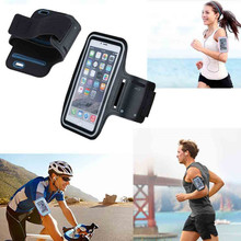 Waterproof Workout Brush Cover Gym Case for Lenovo ZUK Z1 K6 Note K5 Note CUBOT H1 X10 S222 Arm Band Holder + Key Slot Phone Bag