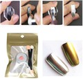 2016 new 1g/jar nail glitter magic mirror powder chrome pigment powder Aluminium powder nail polish sequins