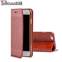 Wallet Flip Leather Case Cover Fundas Pouch Bag For Apple Iphone 4 4s 5 5s 6 6 Plus Coque On Smart Mobile Phone Card Cover Case