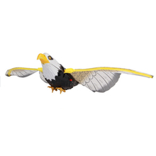 Special Sale!Children Black Electrical Flying Light Sound Eagle Toy(China (Mainland))