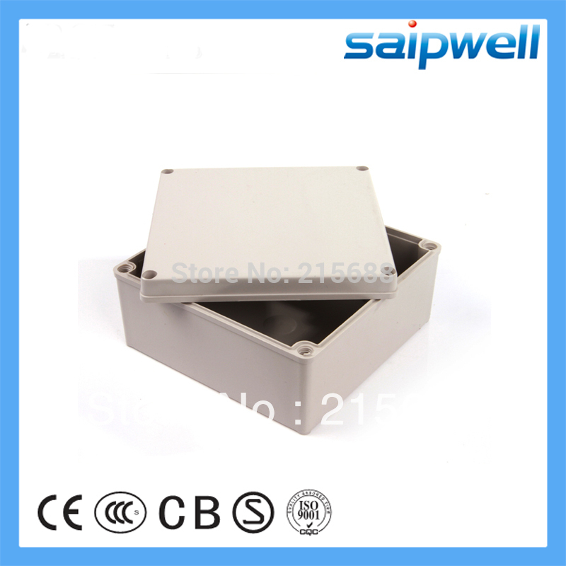Waterproof box ABS switch box plastic box electronics 200*200*95mm IP66 DS-AG-2020-S<br><br>Aliexpress