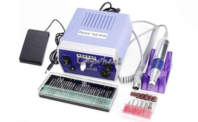 2015 New 30000 RPM Electric Nail Drill Machine Manicure 110V US Plug Polishing Machine To Nails Pedicure Nail Tools US51(China (Mainland))