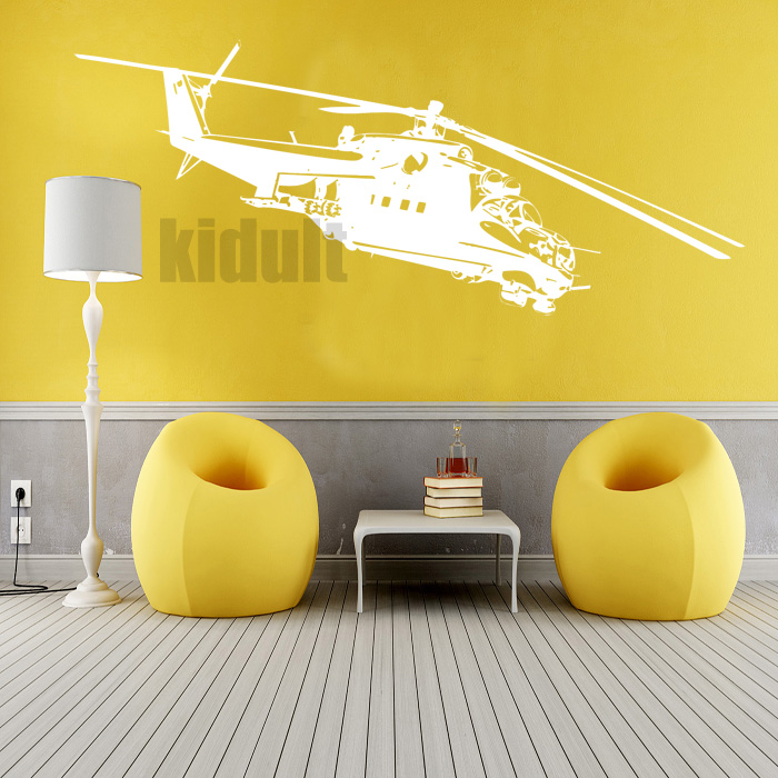Home decoration wall stickers creative stickers airplane pattern plane wall stickers vinyl wall stickers wallpaper pattern