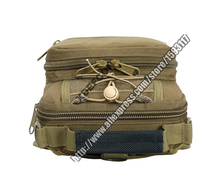 Men Tactical Chest bag Fly Fishing Camping Equipment Outdoor Sport Nylon Chest Pack Crossbody Sling Tactical