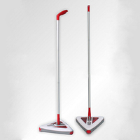 Portable Sweeper 360 Degree Cordless Swival Rechargeable Electric Mop Rod for Floor Vacuum Cleaner Household Broom GLTHSG0120