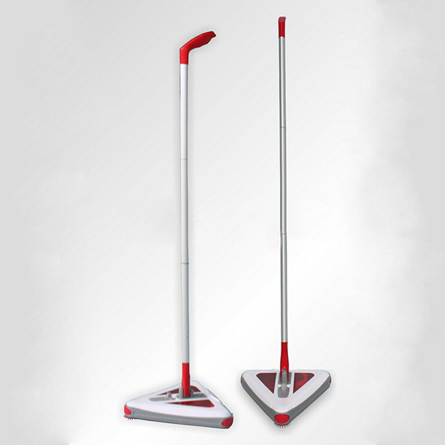 Portable Sweeper 360 Degree Cordless Swival Rechargeable Electric Mop Rod for Floor Vacuum Cleaner Household Broom GLTHSG0120(China (Mainland))