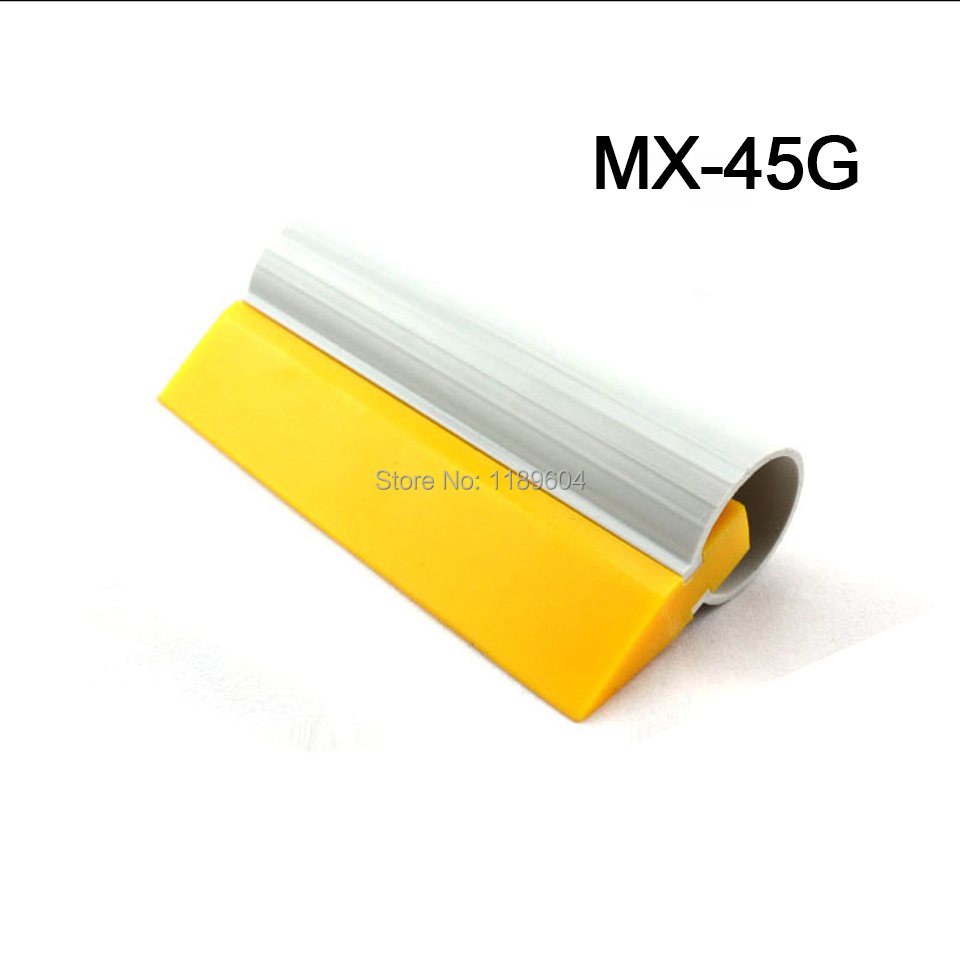 7*14cm rubber Squeegee Decal Wrap Applicator Soft tubor Scraper for window tint & water removing MX-45G(China (Mainland))