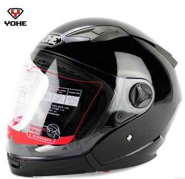 YOHE 2014 new motorcycle helmet YH-863A full face half men women - MEIBEADS-Diy Jewelry Making Supplies Store store