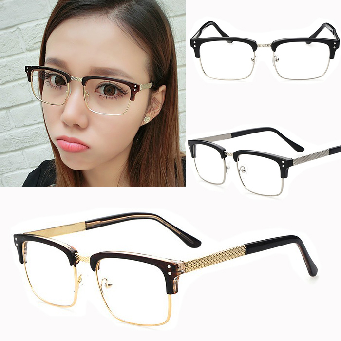 Big Eyeglasses Frames