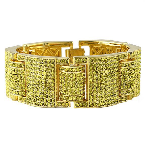Masculine Hip Hop Style Fashion Jewellery Bling Bling Bracelet For Men/ Iced Out Best Quality High Promotion Hot sale Bracelet(China (Mainland))