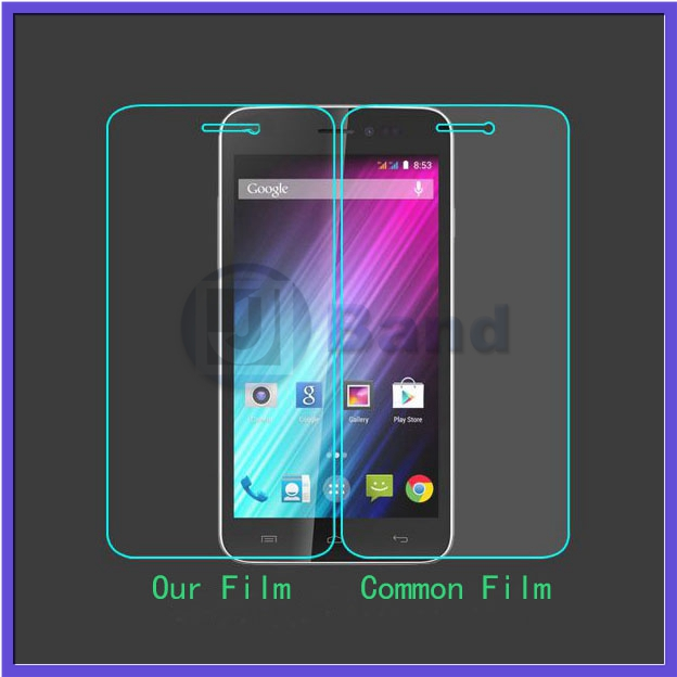 10 Original 0.3MM 2.5D 9H Anti-Explosion Real Tempered Glass WIKO GOA DHL FreeShipping