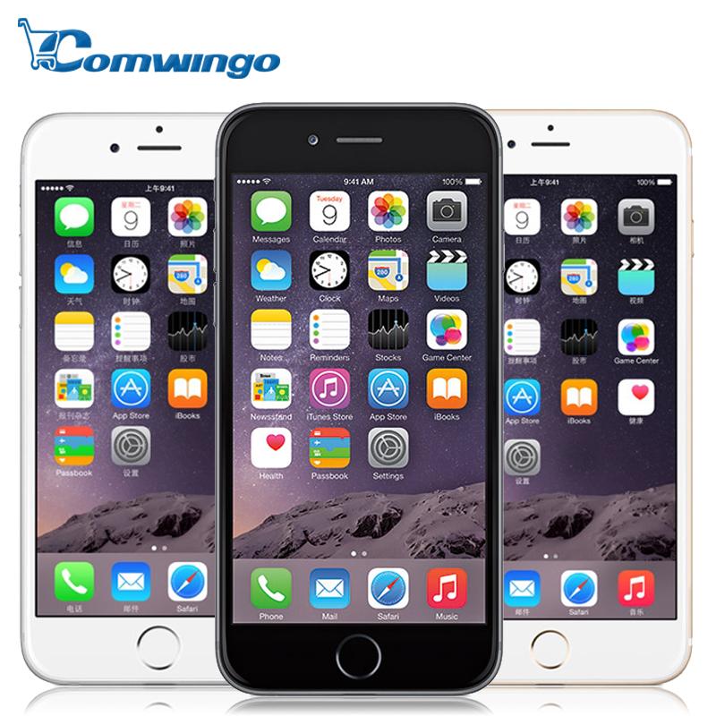 New iPhone 6 iPhone 6 plus Original Unlocked 4.7 & 5.5 IOS 750 x 1334