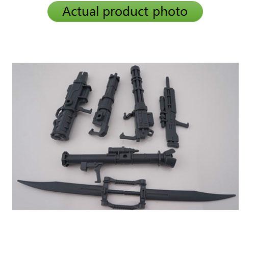 New Brand Universal Beam Gun Gatling gun Saber Weapons Kit Set For Bandai HGBF HG gundam 1/144 build fighters build custom(China (Mainland))