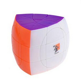 DaYan & MF8 Colored Crazy Pentahedron Magic Cube Venus Educational Toy Special Toys Concept Edition Birthday Gift(China (Mainland))