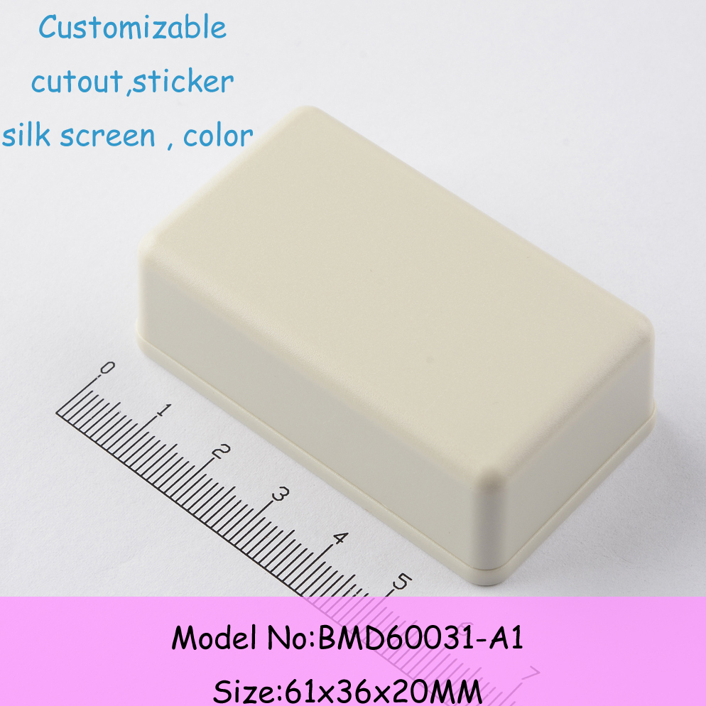 Wholesale (10pcs/lot )handheld plastic enclosure abs plastic junction box electronic project box electronic case 61*36*20mm<br><br>Aliexpress