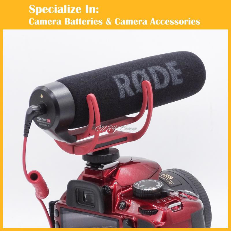 DSLR Microphone Rode VideoMic Go Video Camera Microphone for Canon Nikon Sony Microphone Rode Go Rycote Video Mic(China (Mainland))