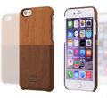 New Bamboo wood case for IPhone 6 Eco friendly and environmental cover case for IPhone6 free
