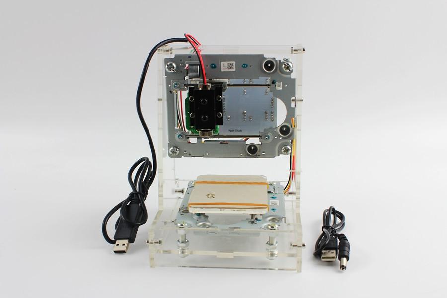 Купить Горячая Продажа 200-250 МВТ Мощность Лазера DIY Лазерный Гравировальный Станок, Мини Лазерная Гравировка Машина Лучший Подарок для рождество Расширенный Игрушки