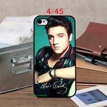 Printting Elvis Aron Presley Handsome Cool Phone Cases Cover for iPhone 5c 5s 5 4s 4 and i6 i6 plus Mobile Protective Skin Back