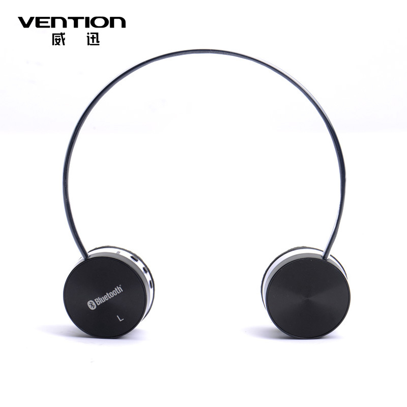 Vention Bluetooth Headphone Wireless 4.0 EDR Stereo Headphone built-in Mic handsfree for calls and music Headset Original Box<br><br>Aliexpress