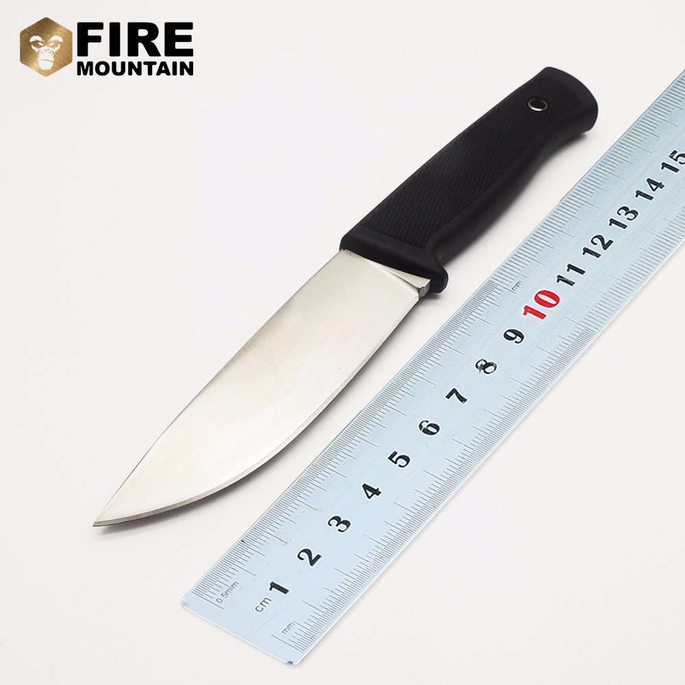 Buy BMT FK-F1 Straight Fixed Blade Knife Tactical Hunting Knives 8Cr13 Blade Outdoor Survial Camping Rescue Knives cheap